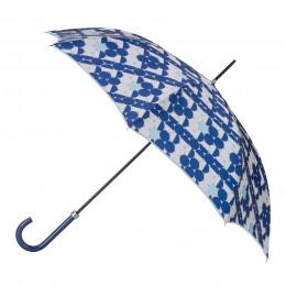 Parapluie Droit pour femme Paisley rouge