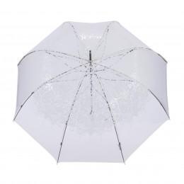 Parapluie Femme transparent cloche Romance