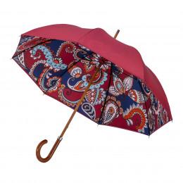 Parapluie Femme Doublé Cachemire
