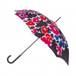 Parapluie noir Piganiol pour femme Salsa