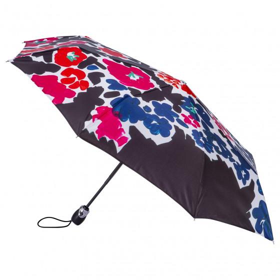 Parapluie Pliant Piganiol Abstract Flowers pour femme