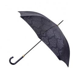 Parapluie femme noir modèle Baroque Piganiol