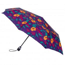 Parapluie Droit Fleuri Disco
