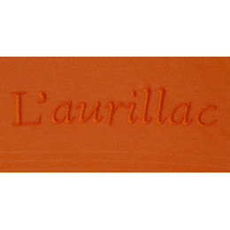 Signature Parapluie pliant L'Aurillac Orange
