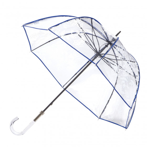 Parapluie Femme transparent cloche Odyssée