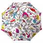 Parapluie Femme Hommage à Cocteau