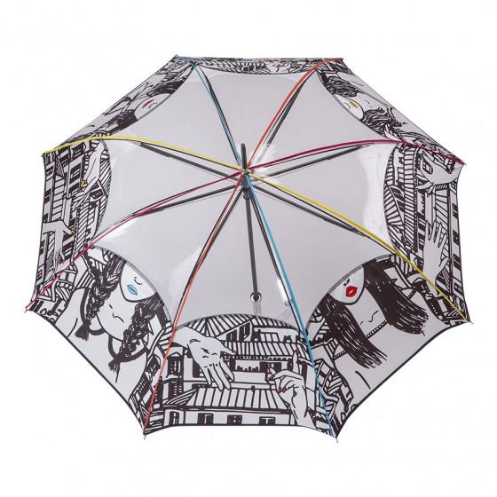 Parapluie Néon hommage à Warhol