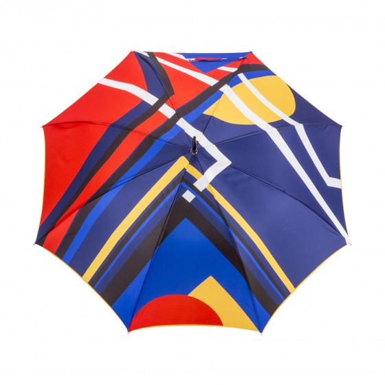 Parapluie Droit Color Block