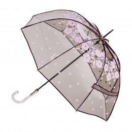 Parapluie Cloche transparent Piganiol Bloom