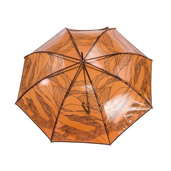 Parapluie Transparent  Femme Strata