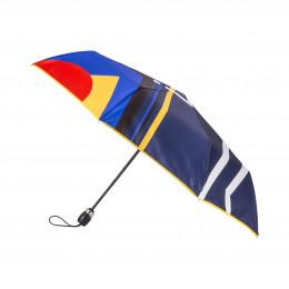 Parapluie Pliant Femme Color Block