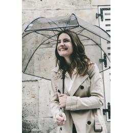 Parapluie Cloche Transparente par Piganiol