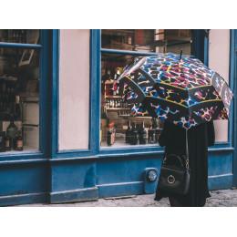 Piganiol Parapluie Femme Modèle Astral