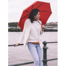 Parapluie Pliant Pink Finition Couture