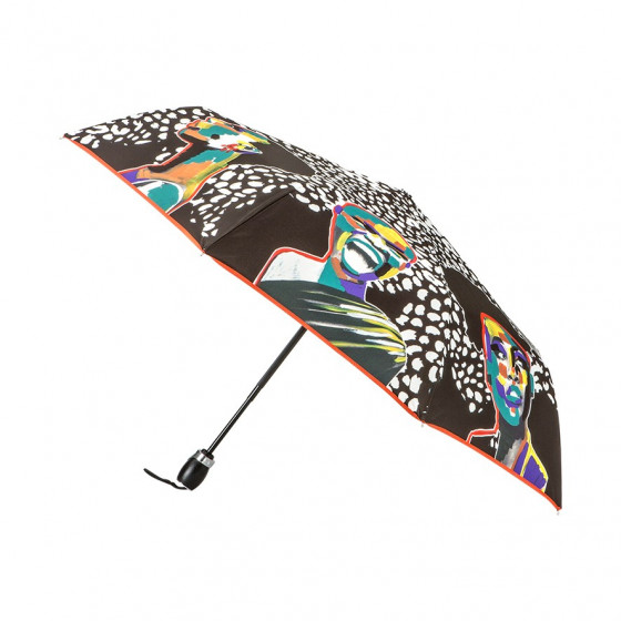 Parapluie Pliant Femme Métisée