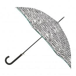 Parapluie Femme Rosace +  biais sapin