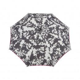 Parapluie Femme Flore + biais rose