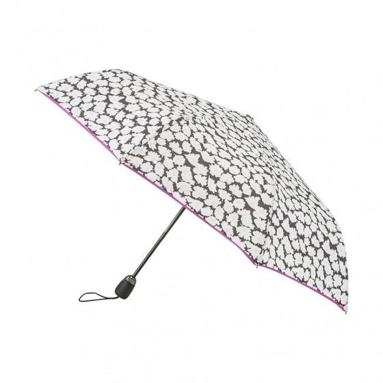 Parapluie Pliant Daisy + biais violine