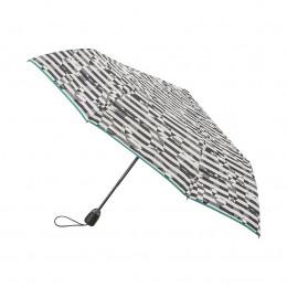 Parapluie Pliant Rosace + biais sapin