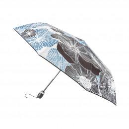 Parapluie Pliant Femme Fleurs Polaires