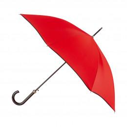 Parapluie Femme Rouge Finition Couture