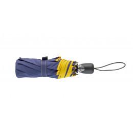 Parapluie Pliant Indigo Finition Couture