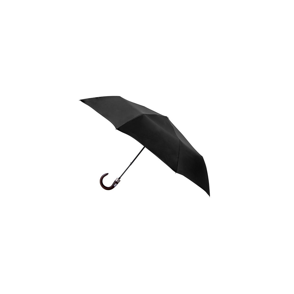 mini parapluie pliant homme noir ouverture automatique maison piganiol. Black Bedroom Furniture Sets. Home Design Ideas