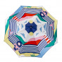 Parapluie Femme Carte Postale