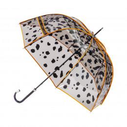Parapluie Transparent  cloche Panthéra