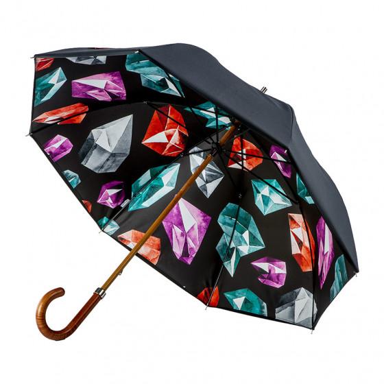 Parapluie Femme Doublé Minéral