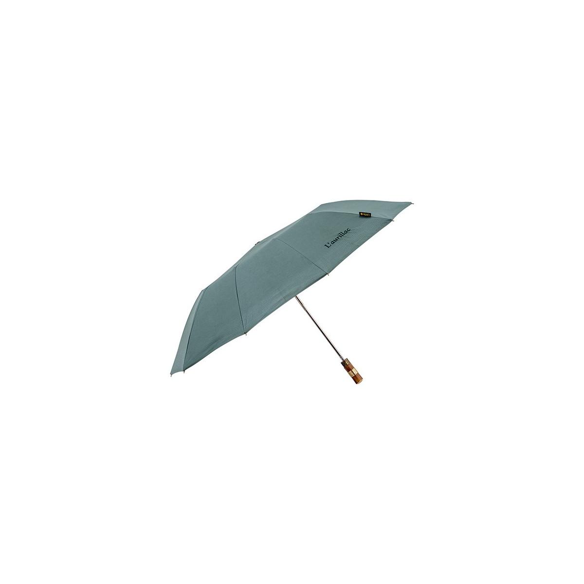parapluie pliant l 39 aurillac vert maison piganiol made in france. Black Bedroom Furniture Sets. Home Design Ideas