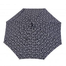 Parapluie Droit Fourrure