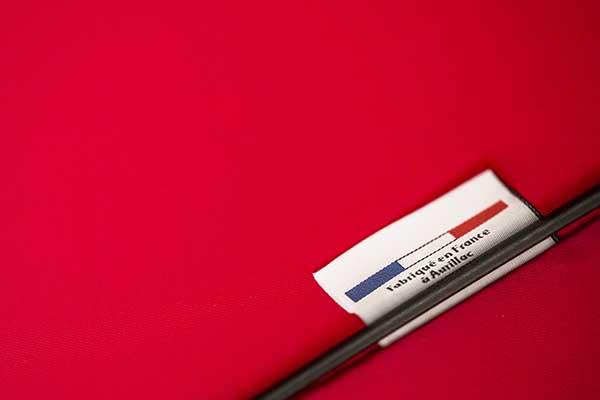 La Maison Piganiol une marque de parapluies haut-de-gamme Made In France